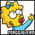 Maggie Simpson 'The Simpsons':