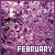February: