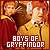 Boys of Gryffindor 'Harry Potter':