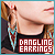 Dangly Earrings: