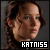 Katniss Everdeen 'Hunger Games':