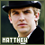 Matthew Crawley 'Downton Abbey':