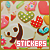 Stickers: