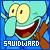 Squidward Q. Tentacles 'Spongebob Squarepants':