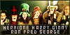 Hermione, Ginny, Harry, Ron, Fred, & George 'Harry Potter':