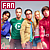 Sheldon, Leonard, Raj, Howard, & Penny 'The Big Bang Theory':