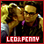 Leonard & Penny 'The Big Bang Theory':