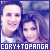 Cory & Topanga 'Boy Meets World':
