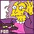 Eleanor Abernathy 'The Simpsons':