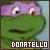 Donatello 'Teenage Mutant Ninja Turtles':