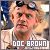 Emmett 'Doc' Brown 'Back to the Future':