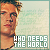 Nick Carter 'Who Needs The World':