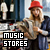 Music Stores: