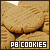 Peanut Butter Cookies: