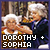 Dorothy & Sophia 'Golden Girls':