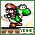 Yoshi 'Super Mario Bros':