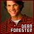 Dean Forester 'Gilmore Girls':