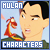 Characters of Mulan (All):